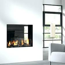 double sided gas fireplace two sided gas fireplace double sided fireplace balanced flue gas fire 3