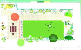 Landscape Planning Online Plan A Garden Tool Landscape