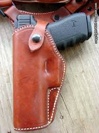 diamond d custom leather s guide s choice chest holster