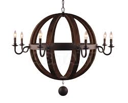 dazzling orb chandelier that enliven your home cool wood orb chandelier design ideas for decorating