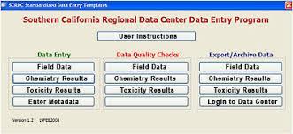 Sccwrp Data Tools