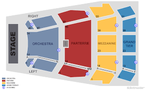 Mcallen Performing Arts Center Seating Chart Mcallen