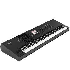 yamaha motif xf8. 3d model of synthesizer yamaha motif xf8
