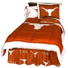texas longhorns 2 pc comforter set 1 comforter 1 sham twin com
