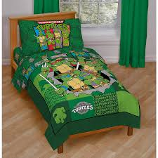 Amazon.com : Toddler Bedding Set Teenage Mutant Ninja Turtles 4 ...