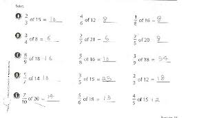 math homework help pre algebra find a fraction of a number