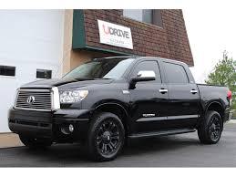 2011 Toyota Tundra Limited CrewMax