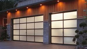 of modern garage doors