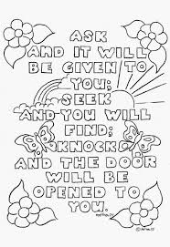 Bible Verse Coloring Pages Online Bible Free Sunday School Coloring