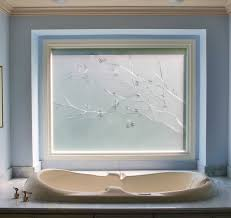 bathroom window glass. Carved And Etched Glass Window Contemporary-bathroom Bathroom Houzz