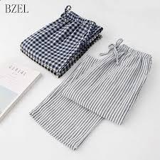 <b>BZEL</b> Long Pants Men <b>Sleepwear</b> Comfy Breathable Men <b>Sleep</b> ...