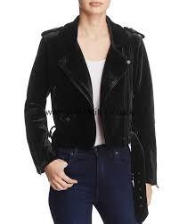 jackets in dark side black blanknyc popular velvet moto jacket bb81044