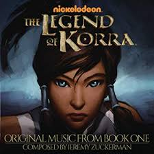 Image result for legend of korra album