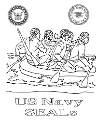 Us Navy Seals Coloring Pages Summer Camp Navy Seals Us Navy