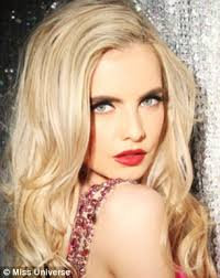 miss ireland joanna cooper 21 removed her make up and then pucd