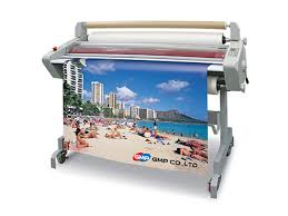 <b>Excelam Q</b> Series Wide Format Laminating Machine – Press Products