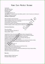 Home Health Care Job Description For Resume Home Health Care Resume Example Limited Edition Resume