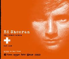 In the same year, × won album of the year at the 2015 brit awards, and he received the ivor novello award for songwriter of the year from the british academy of songwriters, composers and authors. Music Cd Cover Ed Sheeran The Debut Album Bertiehorsfield S Blog
