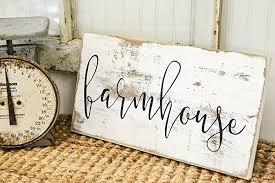 amazon com rustic home wood sign distressed whitewash farmhouse