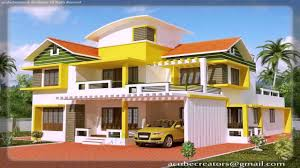 2000 sq ft duplex house plans in india youtube