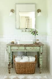 vintage bathroom farmhouse restoration idea house tour beautiful home furniture ideas vintage vanity