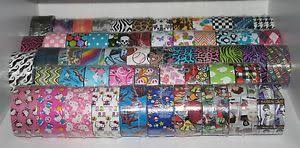 Duct Tape Patterns Classy You Pick Duck Brand Duct Tape Rolls New Retired Prints Patterns