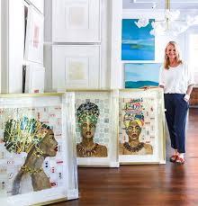 Maker Creator : Artist Brenda Bogart Shares Her Inspiring Collage ...