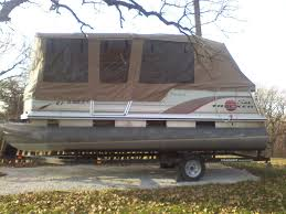 Pontoon Boat & Deck Boat Forum • View topic Happy new Pontoon owner