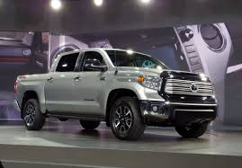 2018 Toyota Tundra Crew Cab Engine Specs - Automotive Car News
