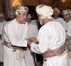هيثم بن طارق آل سعيد سلطانًا جديدًا لعمان