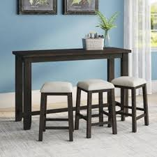 kentwood multi purpose 4 piece pub table set