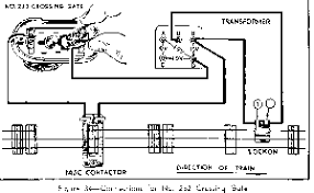 automatic signals and blocks this accessory is connected to no 145c contactor and transformer a shown in figure 34 the order of wires connected to contactor does not matter