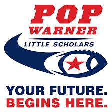 official pop warner