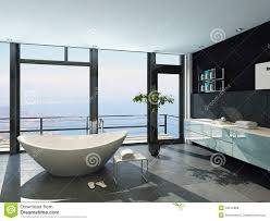 ultra modern bathroom designs. Ultramodern Contemporary Design Bathroom Interior With Sea View Ultra Modern Designs D