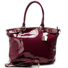 Coach Madison Kelsey Smooth Large Red Satchels ABO