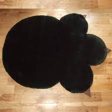 giant paw rug