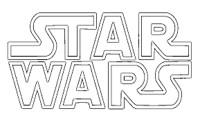 Small Picture STAR WARS LOGO Coloring Kids