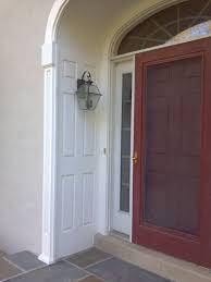 exterior door surround. door surround exterior