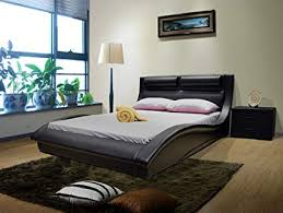 eastern king box spring. Simple Eastern Greatime B1141 Eastern King Size Black Color Contemporary Platform Bed No  Need Of Box Spring Inside E