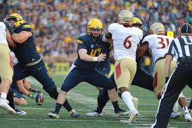 Brad Spelman Football University Of Toledo Athletics