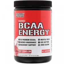 EVLution Nutrition, Аминокислота <b>BCAA Energy</b>, <b>арбуз</b>, <b>10</b>,<b>2</b> унц ...