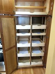 diy pull out pantry large size of pull out shelves for pantry custom pull out shelves