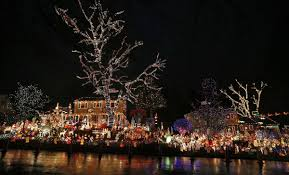 When Was The Great Christmas Light Fight Filmed Behind The Scenes Of The Abc Filming On Asbury Court For