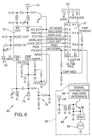 Wiring diagram ponent burglar alarm wiring diagram patent us6624750 wireless home fire and security system us06624750