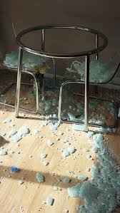 ikea said the glass shatters to prevent injury image supply fee media wales