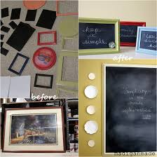 tips for using chalkboard paint on glass at madiganmade com
