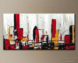 abstract art paintings gallery for large wall cool kids room extra vertical ideas scale