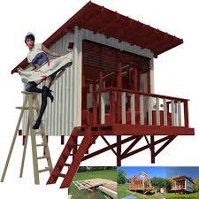plans for diy wooden cabin construction