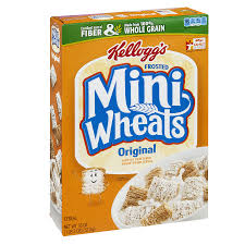 frosted mini wheats cereal18 oz
