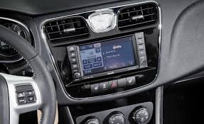 chrysler 200 2013 interior. 2013 chrysler 200 s convertible ip stack interior